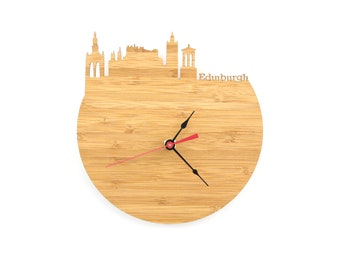 Clock - Edinburgh - Edinburgh, Scotland Clock