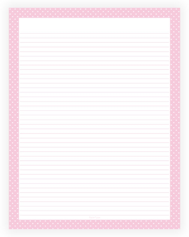 🔎zoom  Editable Lined Paper