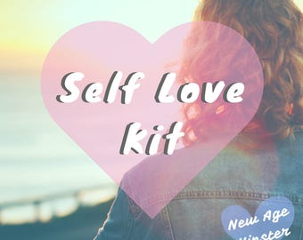 Self Love Kit - PDF Workbook + MP3 Meditation