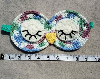 Sleepy Owl eye mask