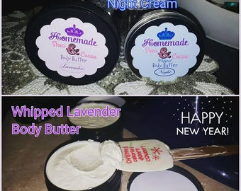 Handmade Whipped Shea Body Butter