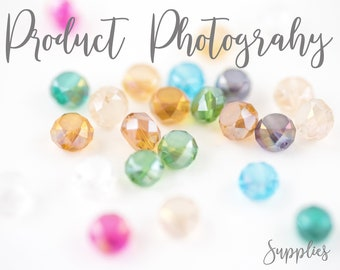 Product Photography Specialized for Small Supplies - Beads, Charms, Jewelry Making Supplies, Etc.