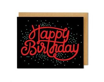 Birthday Card, Happy Birthday Card, General Birthday Card, Greeting Card, Card Birthday, Birthday Cards