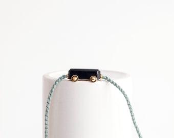 Marble Bracelet, Train Jewelry, Unique Jewelry, Stone Bracelet, Meditation Bracelet, Unique Gifts, High End Jewelry, Silk, Playful, Poetic