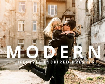 Lightroom Presets, Presets Lightroom, Presets, Modern Presets, Branding kit, Portrait Preset,  Instagram, Blogger, Photo Edit