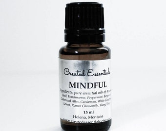 NEW! Mindful Essential Oil Blend
