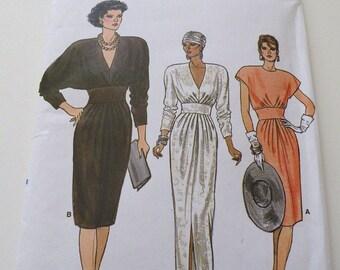 Vogue 9651 UNCUT Dress pattern 12-14-16