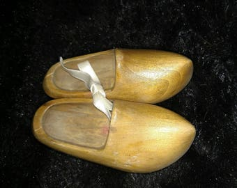 Tiny Wooden Shoes