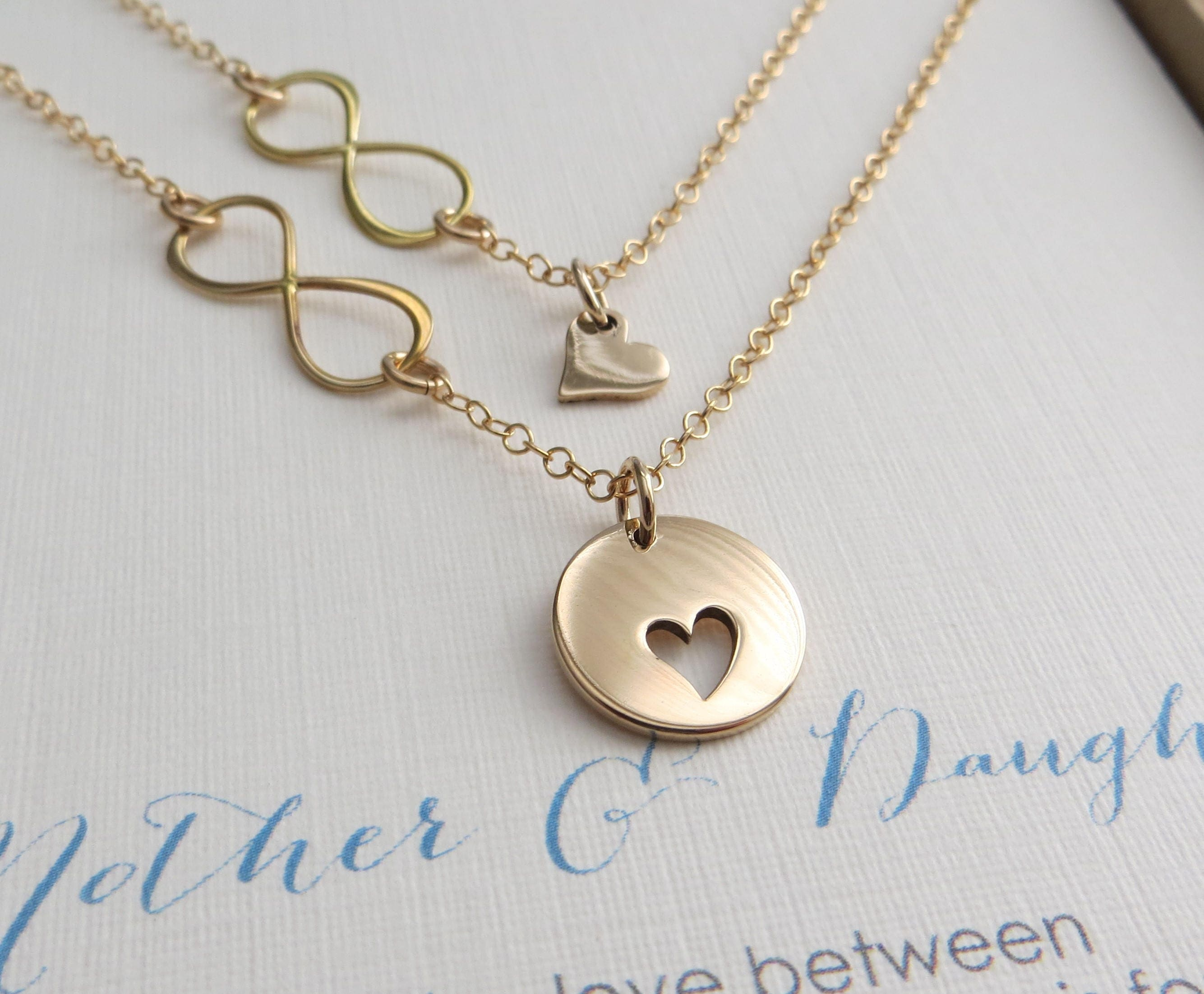 zoom bride mother of fullxfull infinity for listing gift daughter the necklace rose gold personalized il