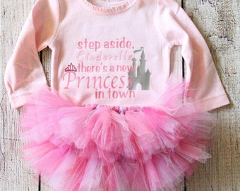 Tutu SET: Onesie and Tutu Set