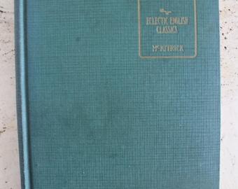 Silas Marner, by George Eliot