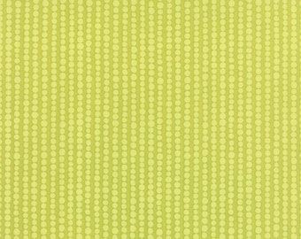 "Tucker Prairie Fabric, One Canoe Two, Moda Fabrics, Bubbles in Saltgrass, Bright Yellow Quilt Fabric, End of the Bolt, 1 Yd + 30"", 36005 19"