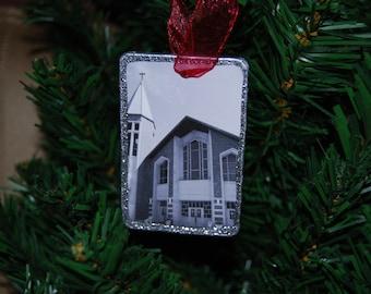 Ornament - St. Christopher Church, Midlothian, Illinois