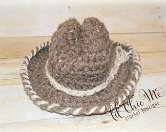 READY TO SHIP~Baby Cowboy Hat!