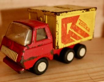 Toy Truck, Tonka Truck 1960's
