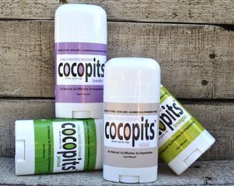 CocoPits Deodorant Stick | 2.65 oz.