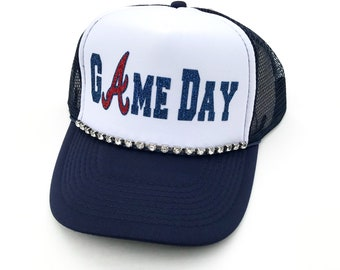 Atlanta Braves Game Day Cap