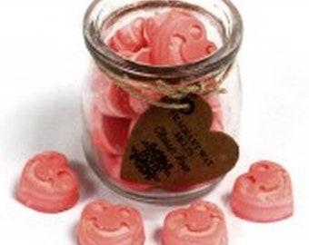 Soy Wax Melts - 2 Jars - 32 melts - Variety of fragrances -