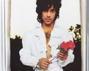 Prince Purple Rain When Doves Cry - movie poster Fridge Magnets & Keyrings Version 2 - New