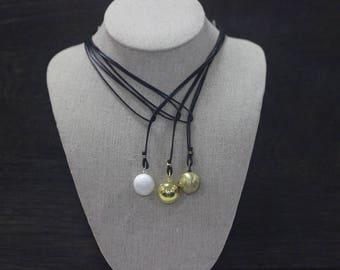 round ball locket necklace Secret Message Ball Locket Photo Locket Best Friend Necklaces, Classical Locket, Bridesmaids Gifts Set C505L