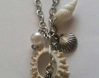 Seashell dreams necklace FREE SHIPPING