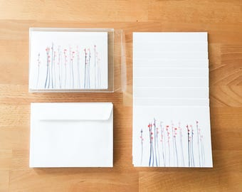 Faux Berry Cards