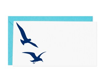 Seagulls Mini Enclosure Card