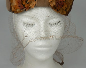 Gorgeous Vintage Womens Hat