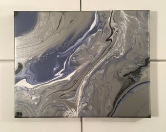 Silver Iris