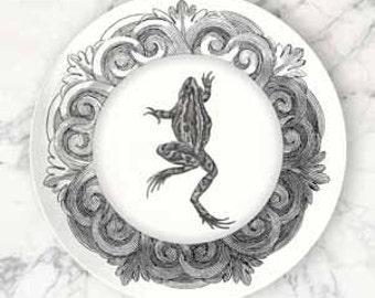 frog I plate