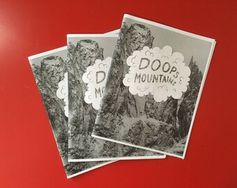 Doops Mountains zine
