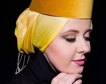 women's fez hat