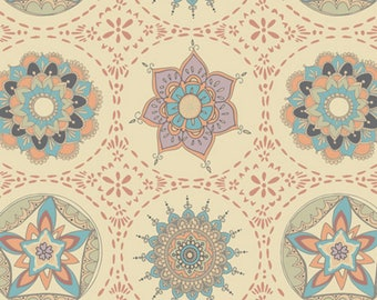 Art Gallery - Soulful Collection - Mandala Harmony in Silent