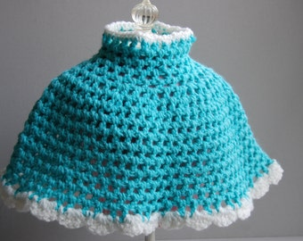 Baby Neckwarmer Poncho ~ ready to ship