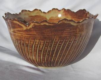 Large Serving Bowl Rocky Mountain