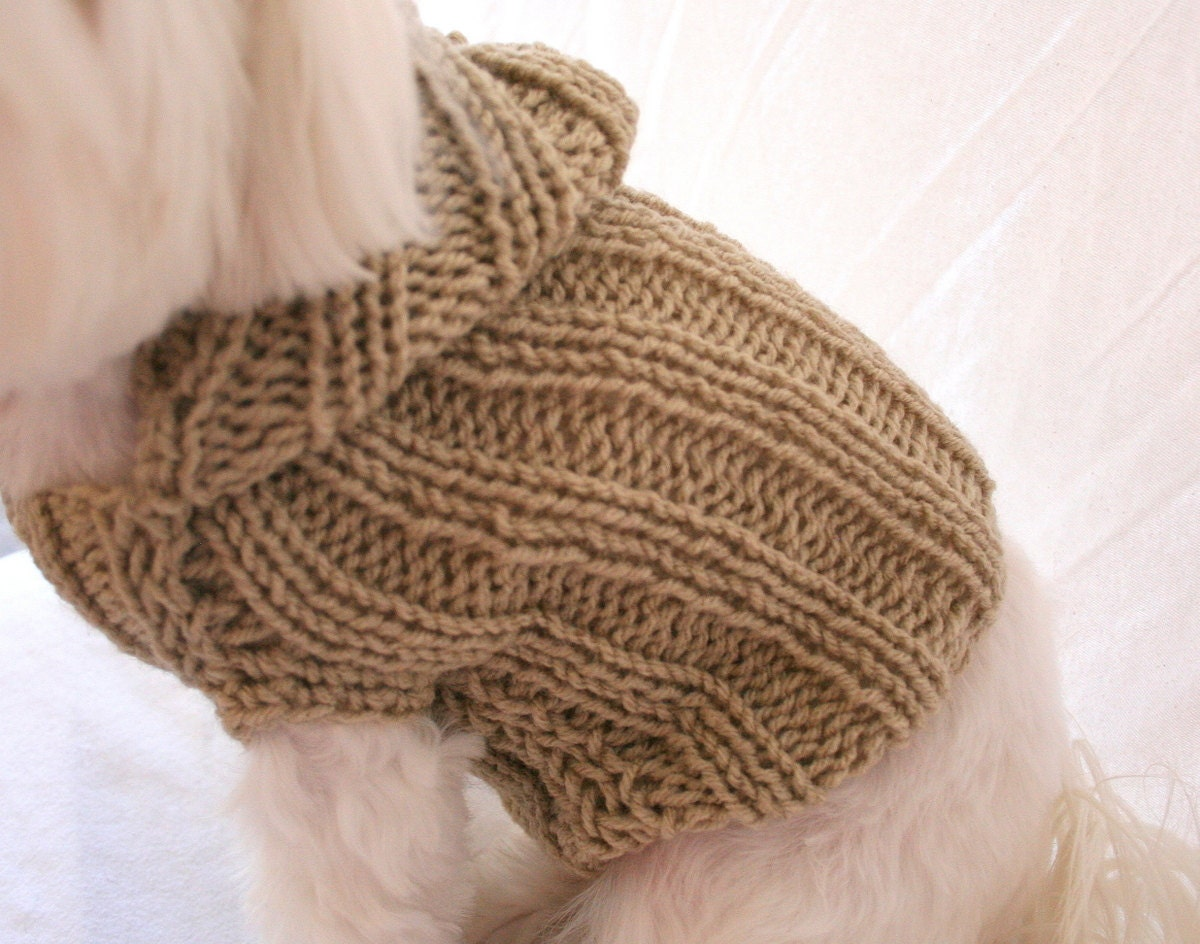 PDF DIGITAL PATTERN:Dog Hoodie Pattern,Dog Clothes Pattern,Dog ...