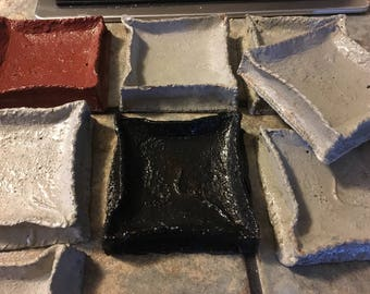 Cement Valet for Keys or Wallet