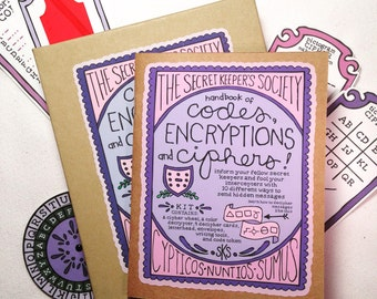 Codes, Encryptions and Ciphers Toolkit