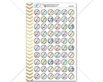 No Technology / No tv Stickers for planner, calendar! Functional planner stickers technology sticker functional sticker  #SQ00480