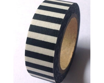 Vertical Stripes Washi Tape (10M)