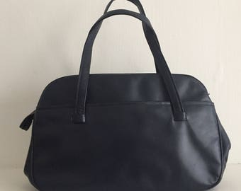 Astrid Navy Blue Handbag