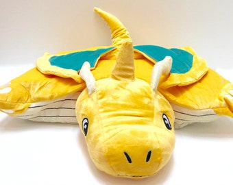 Dragonite Handmade Plush Pokemon Pillow Pet