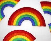 Rainbow Iron-On Motif Sup...