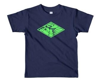 Kids Green Diamond MTN
