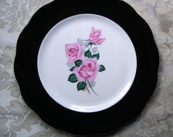 Queen Anne Salad Plate