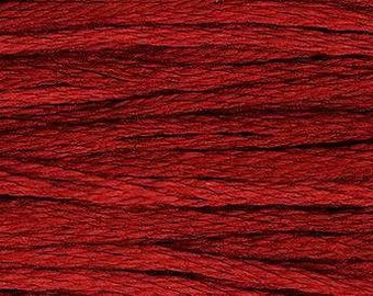 2259 Cayenne - Weeks Dye Works 6 Strand Floss
