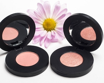 Eyeshadow Duo: Rose Gold + Desert Rose