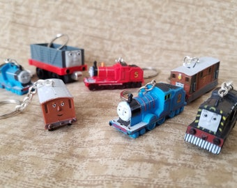 Thomas the Tank Engine Keychains - Thomas and Friends