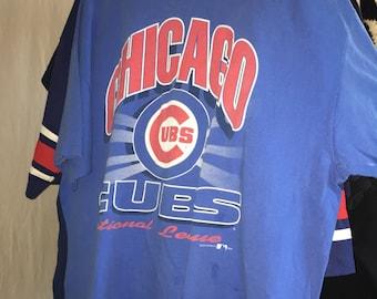 Vintage 995 chicago cubbs t