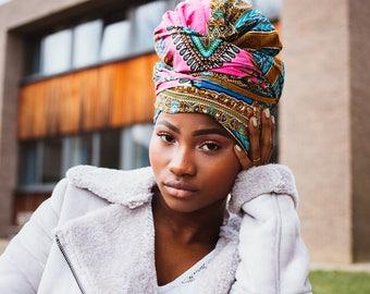 Ankara head wrap, african hair tie, dashiki scarves, african print head wrap for women, african head band, accessories for women, ankara hea